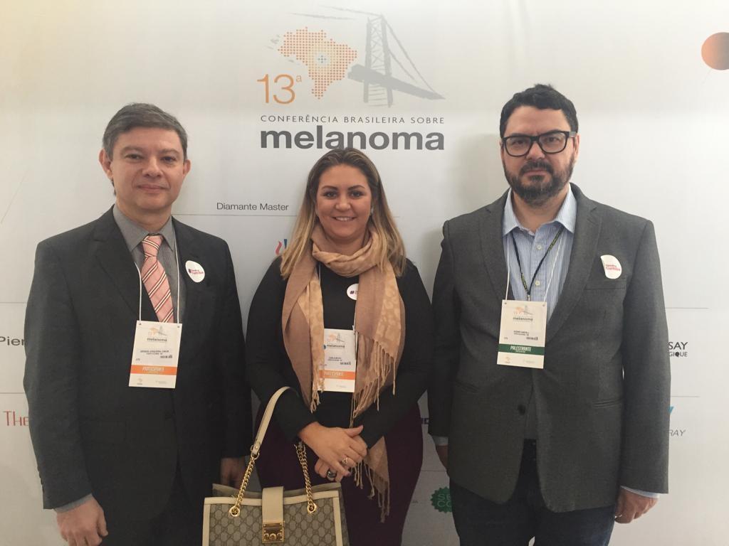 13 Conferência Brasileira sobre Melanoma